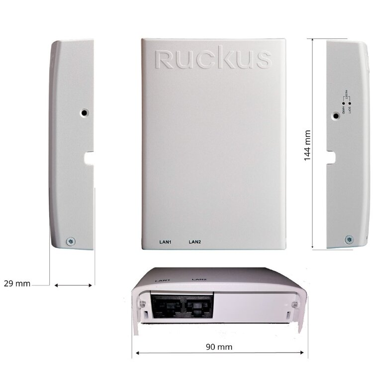 Ruckus H320 Unleashed 901-H320-WW00